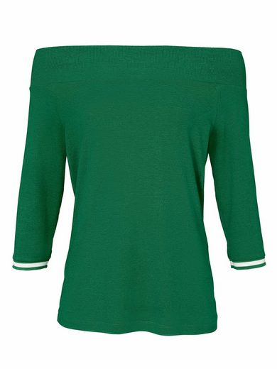 PATRIZIA DINI by Heine U-Boot-Shirt 3/4-Arm