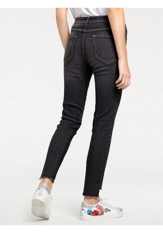 CASUAL джинсы Aleria с бахрома Aleria ...
