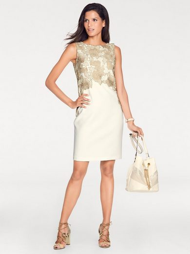 Ashley Brooke By Heine Sheath With Lace