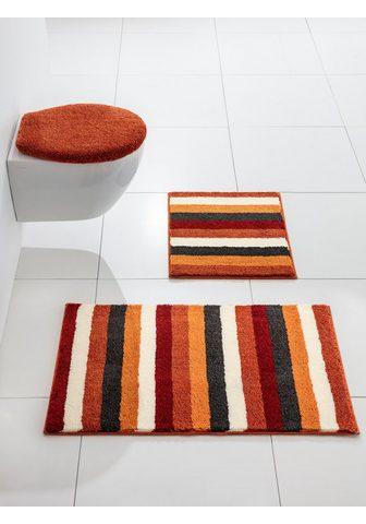 GRUND Vonios kilimėlis im Streifen-Design im...