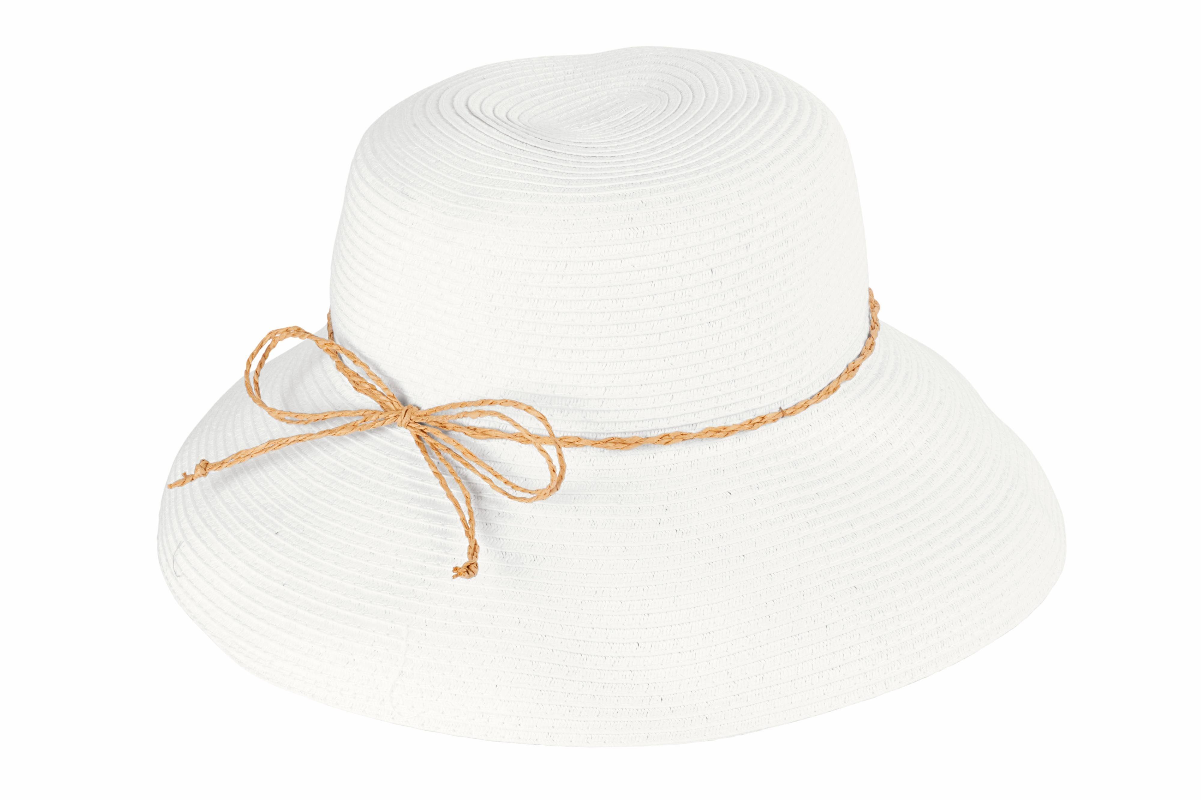 Heine Hut mit seitlicher Schleife