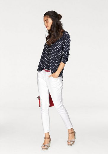 S.oliver Red Label Printed Blouse, The Tunic-style