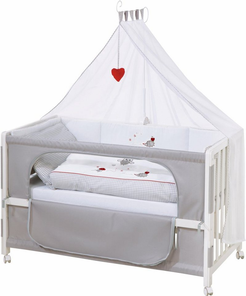 roba kinderbett room bed adam und eule kaufen otto. Black Bedroom Furniture Sets. Home Design Ideas