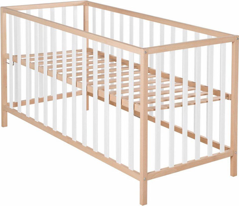 roba kinderbett aus holz cosi online kaufen otto. Black Bedroom Furniture Sets. Home Design Ideas