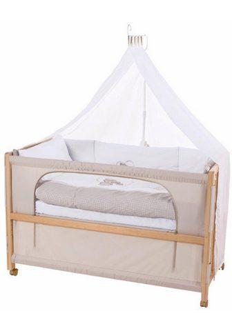ROBA ® lovytė kūdikiui »Room bed Liebhabär«...