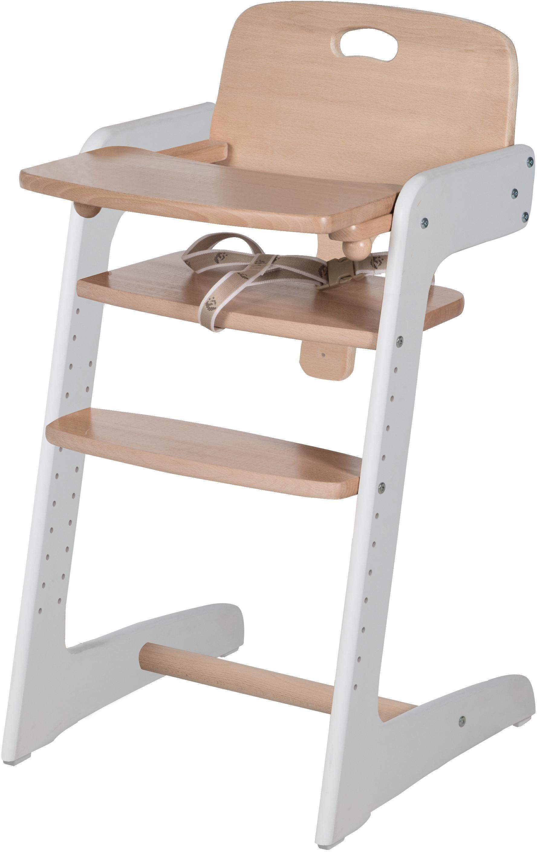 Roba Hochstuhl aus Holz, »Treppenhochstuhl, Kid Up«
