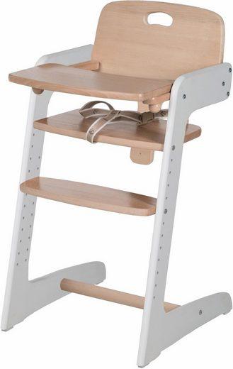 roba hochstuhl aus holz treppenhochstuhl kid up online. Black Bedroom Furniture Sets. Home Design Ideas