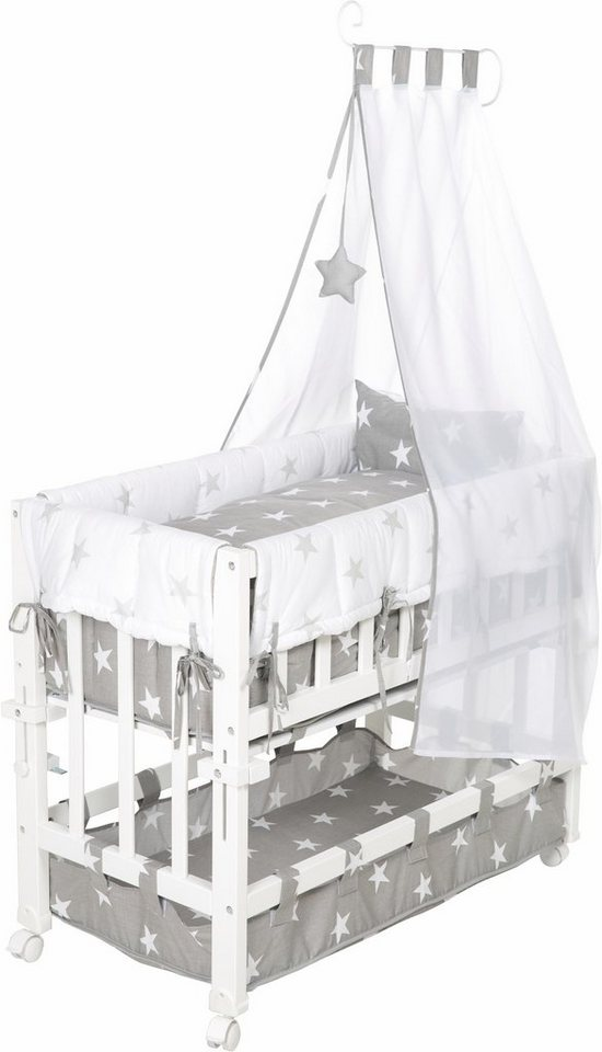 roba stubenbett 3in1 little stars kaufen otto. Black Bedroom Furniture Sets. Home Design Ideas