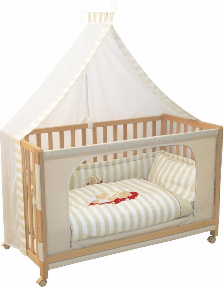 roba kinderbett aus holz room bed schnuffel otto. Black Bedroom Furniture Sets. Home Design Ideas