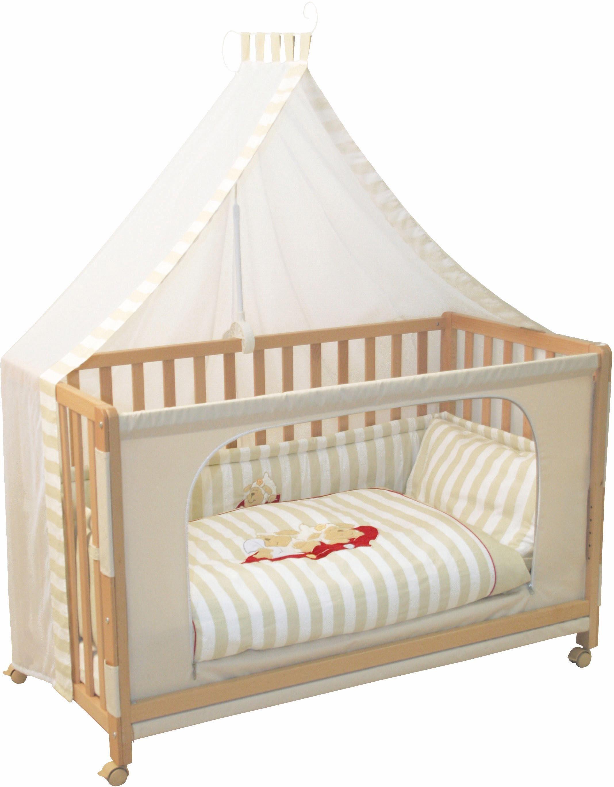 Roba Kinderbett aus Holz, »Room bed, Schnuffel«
