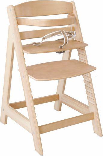 roba hochstuhl aus holz treppenhochstuhl sit up iii natur online kaufen otto. Black Bedroom Furniture Sets. Home Design Ideas