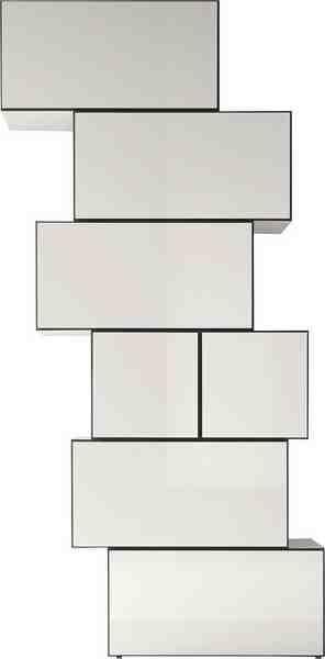 now! by hülsta Wohnkombination »now! to go«, bestehend aus 7 Boxen
