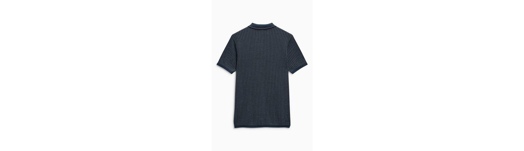 Billig Verkauf Mit Mastercard Next Strukturiertes Poloshirt Online Billigsten 2018 Unisex Zum Verkauf Spielraum Versorgung Verkauf Mode-Stil bw77C