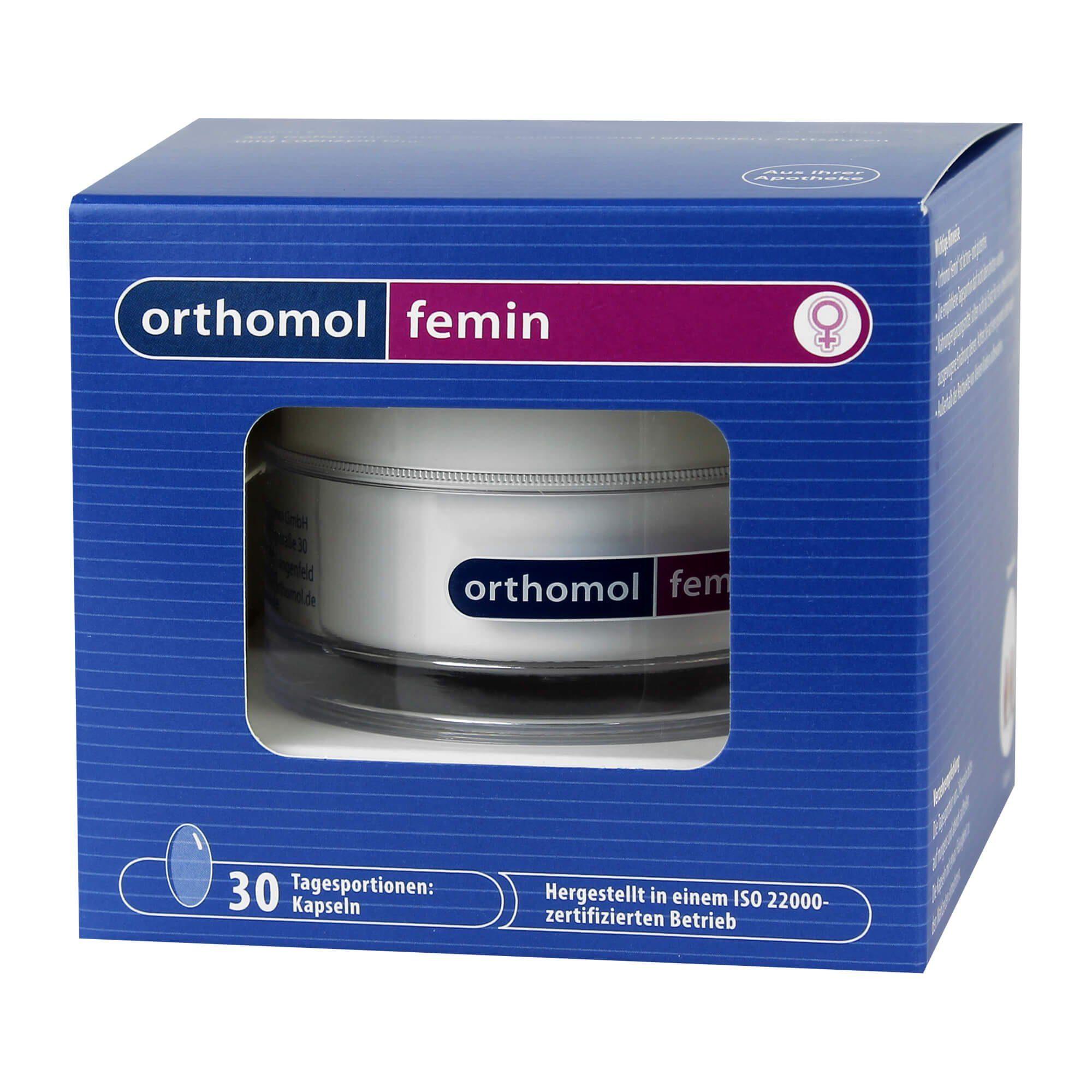 Orthomol Femin , 60 St