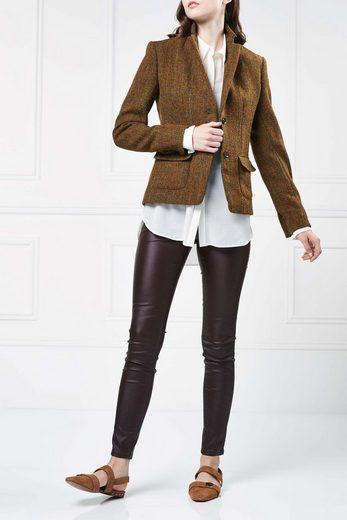 Next Jacke aus Harris-Tweed