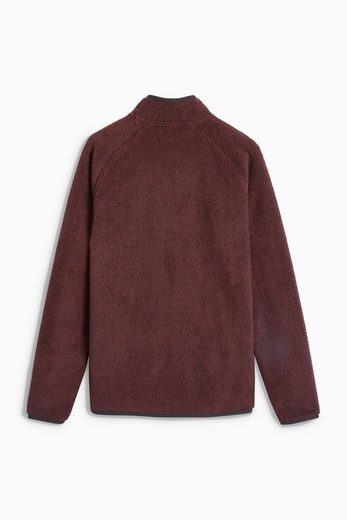 Next Fleece-Kapuzenjacke