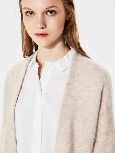 Selected Femme Mohairmix- Strick-Cardigan