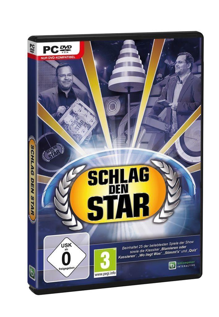 Astragon PC - Spiel »Schlag den Star«