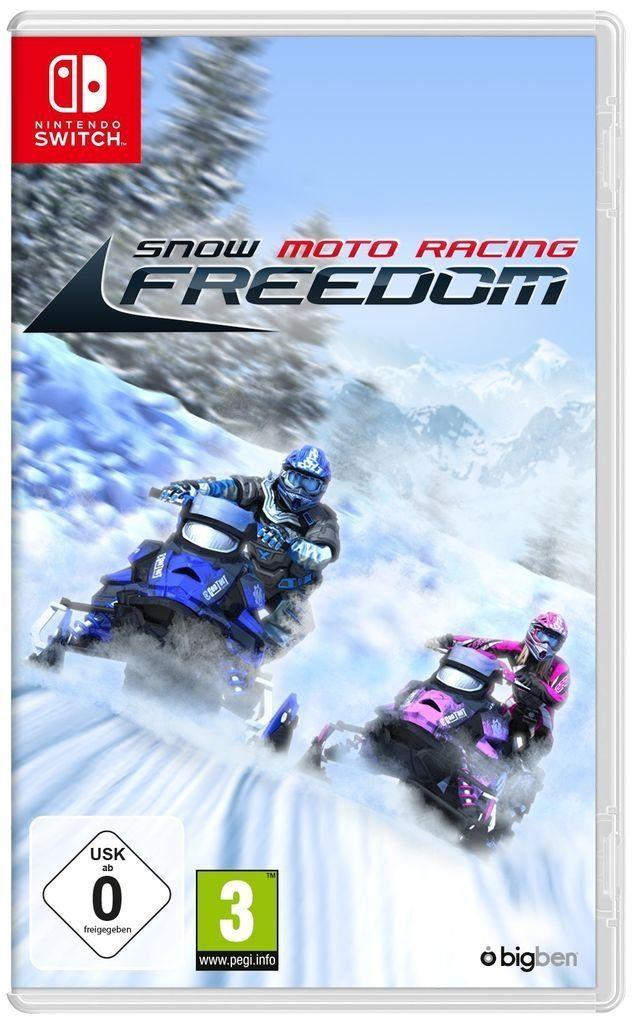 BigBen Nintendo Switch - Spiel »Snow Moto Racing Freedom«