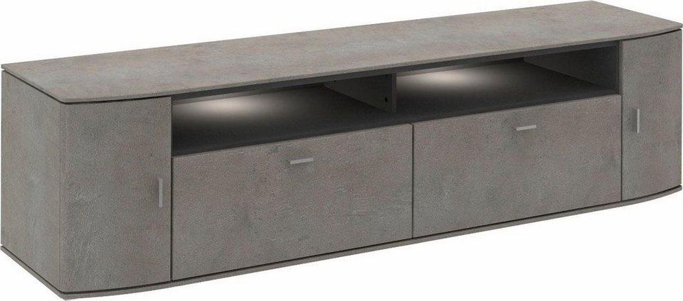 tv mbel betonoptik perfect schnepel xlinie xlow tv mbel offen with tv mbel betonoptik best tv. Black Bedroom Furniture Sets. Home Design Ideas