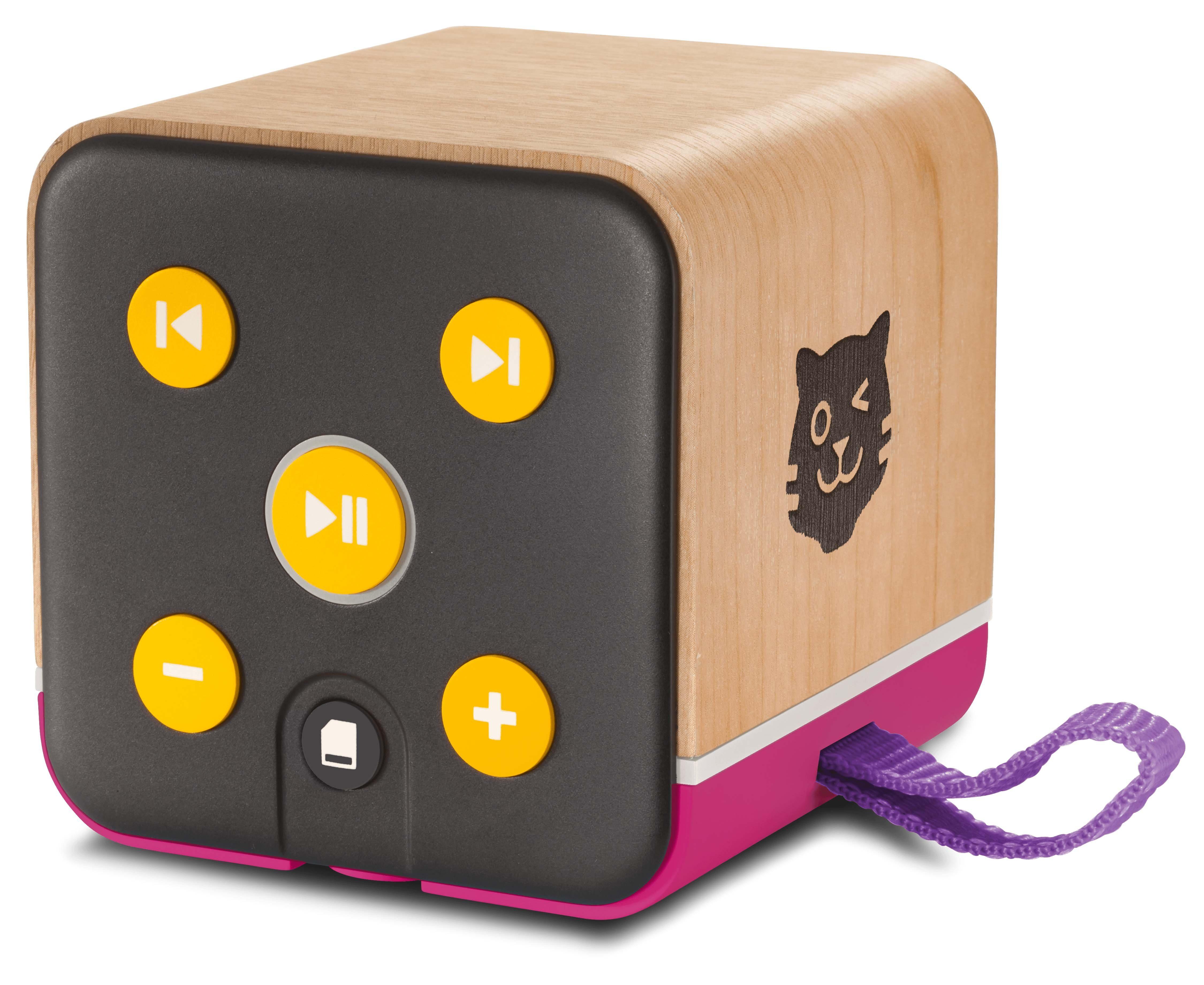 Lenco Mobiler Bluetooth-Lautsprecher mit Hörspiel »TigerBox - Bibi & Tina«