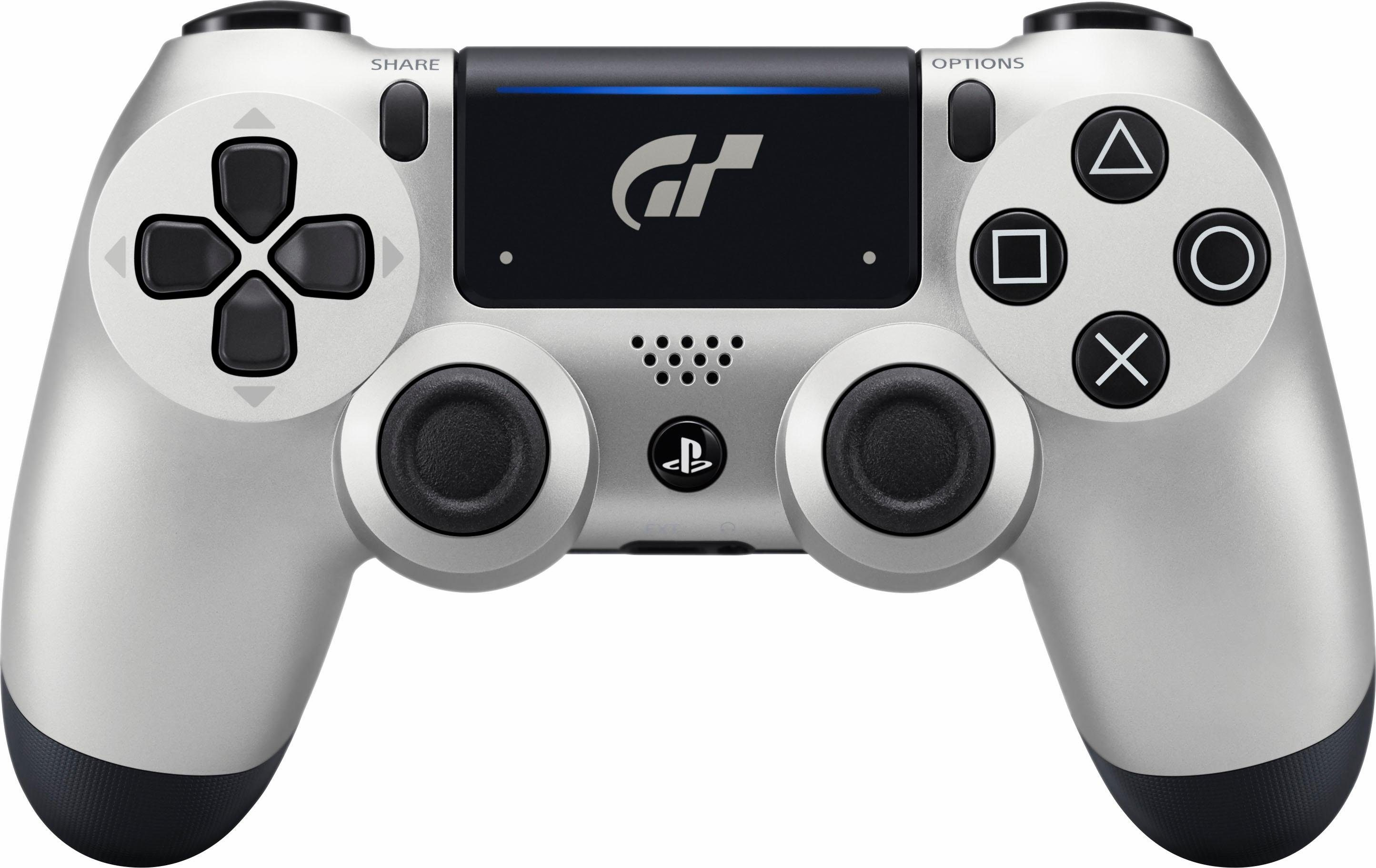 PlayStation 4 Wireless Dualshock Controller Limited Edition GT Sport