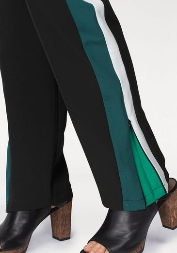 eksept Jogger Pants MUST PANT, mit seitlichem Streifen