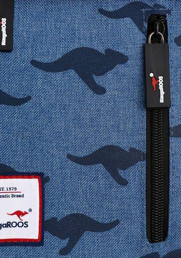 Umhängetasche Überschlag Kangaroos Mit Praktischen Im Fächern ZpFF7c4B