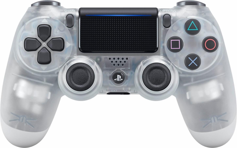PlayStation 4 Wireless Dualshock Controller Crystal