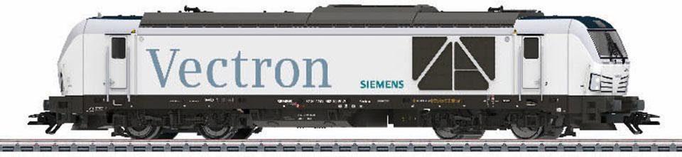 Märklin Diesellok mit Licht und Sound, Spur H0, »BR 247, Siemens Mobility, Wechselstrom - 36290«