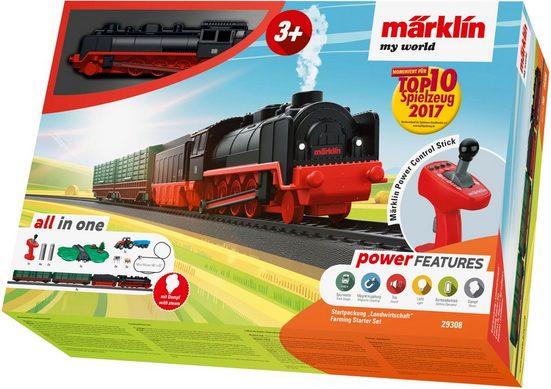 Märklin Spielzeugeisenbahn-Set »Märklin my world - Landwirtschaft - 29308«, Spur H0, für Einsteiger