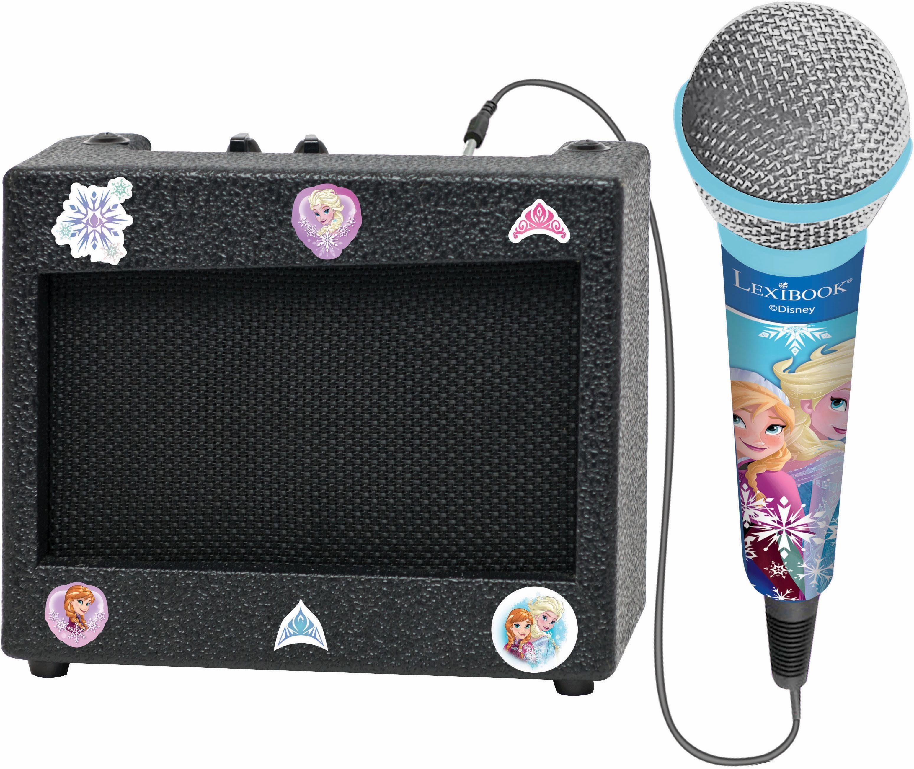 Lexibook Mikrofon mit Lautsprecher, »Disney Frozen«