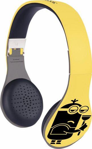 Lexibook Stereo Kopfhörer,  Headphones Blautooth® Stereo Headphones  Minions  online kaufen 4ca9d7