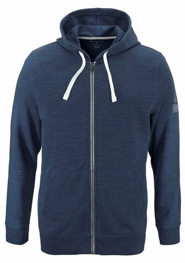 Reebok Kapuzensweatjacke ELEMENTS MARBLE GROUP FULLZIP
