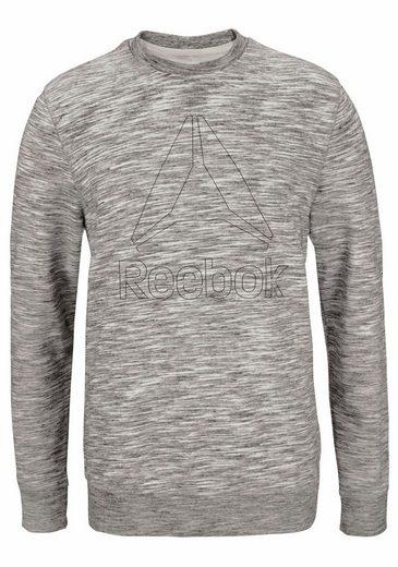 Reebok Sweatshirt ELEMENTS MARBLE GROUP CREW