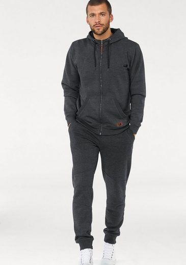 Ocean Sportswear Jogginganzug (2-tlg), Innen weich angeraut