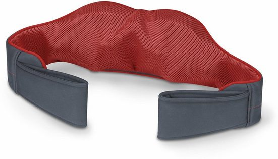 BEURER Shiatsu-Massagegerät »MG 151 3D«, Vielseitiger Einsatz für Nacken, Rücken, Schultern und Oberschenkel