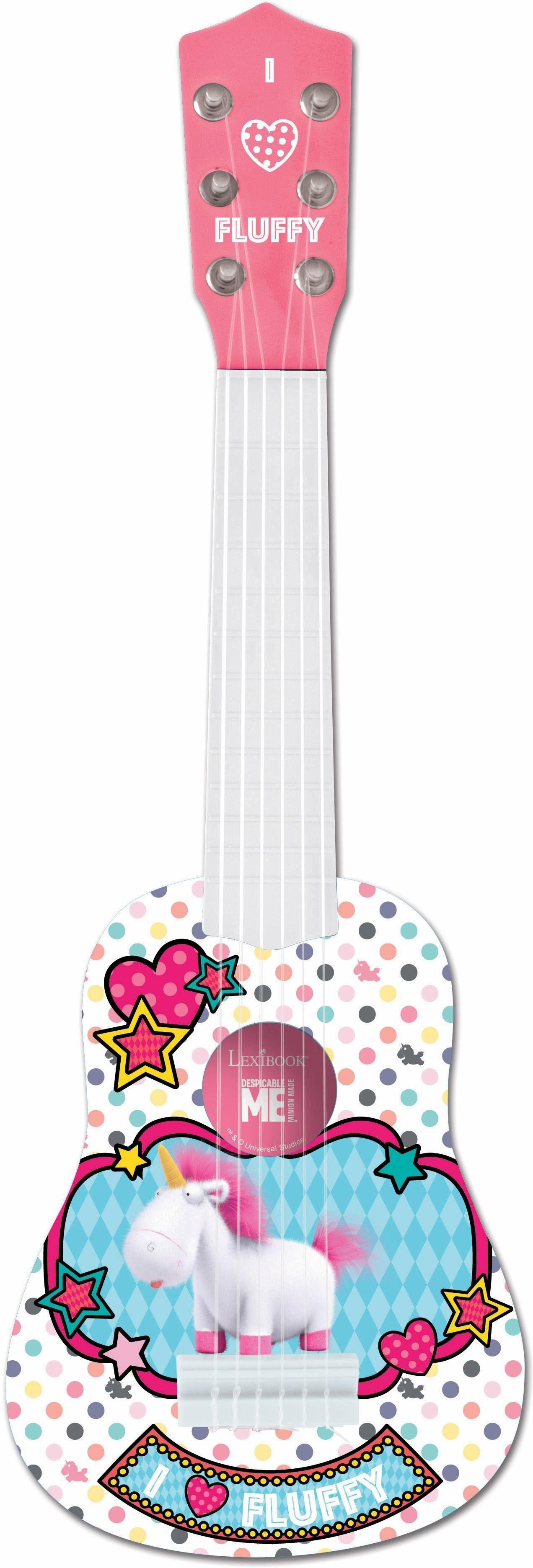 Lexibook Kindergitarre, »Ich, einfach unverbesserlich, Fluffy«
