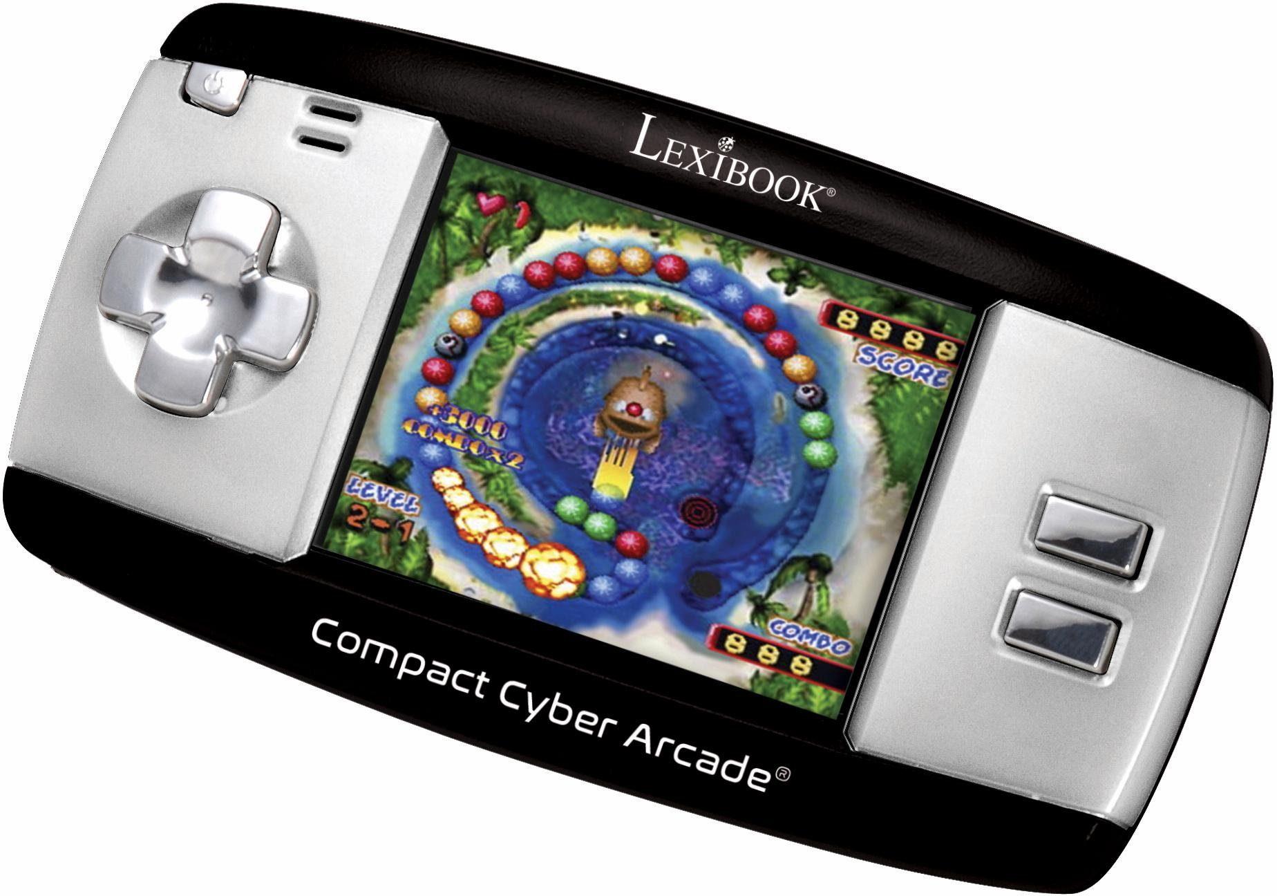 Lexibook Portable Spielekonsole, »Compact Cyber Arcade®«