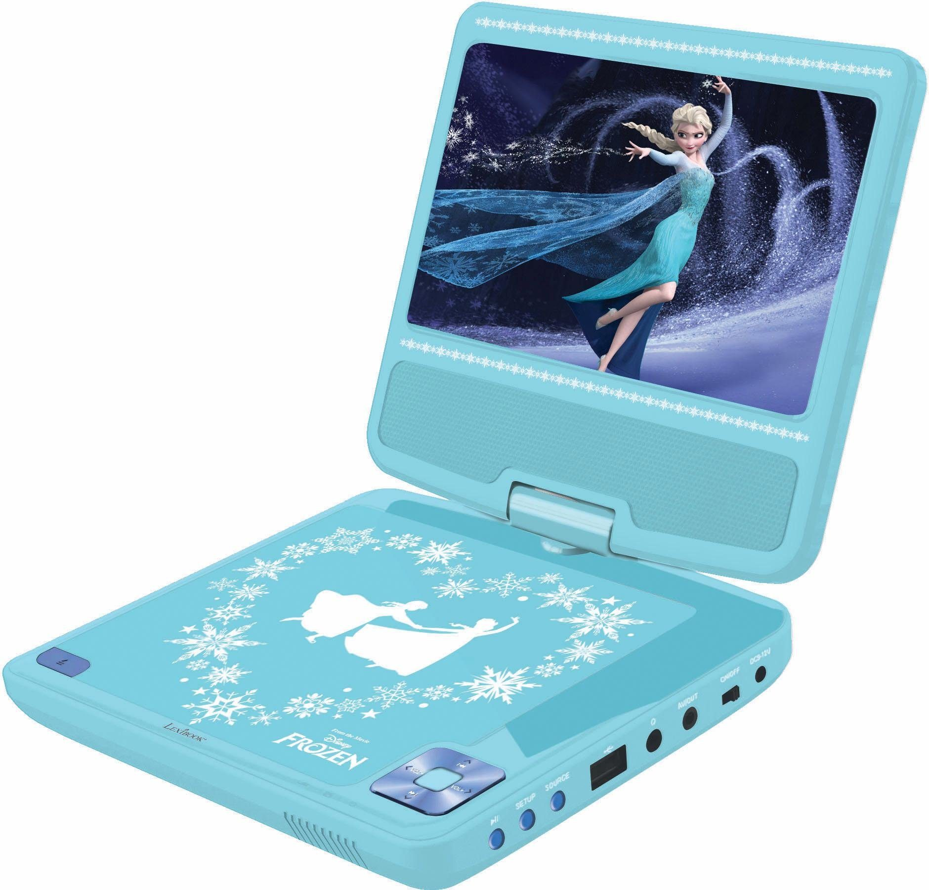 Lexibook Tragbarer DVD-Player, »Disney Frozen«