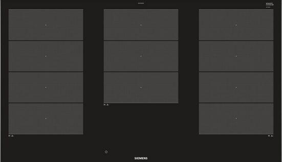 SIEMENS Flex-Induktions-Kochfeld EX975KXW1E, mit cookConnect-System
