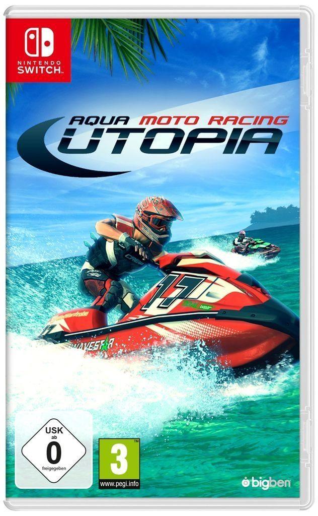 BigBen Nintendo Switch - Spiel »Aqua Moto Racing Utopia«