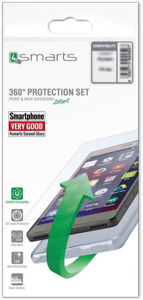 4Smarts Handytasche »360° Protection Set für Samsung Galaxy J3 2017«