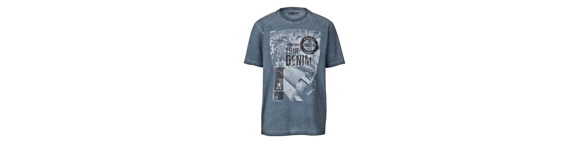 Men Plus by Happy Size T-Shirt Billig Besuch PzmHU