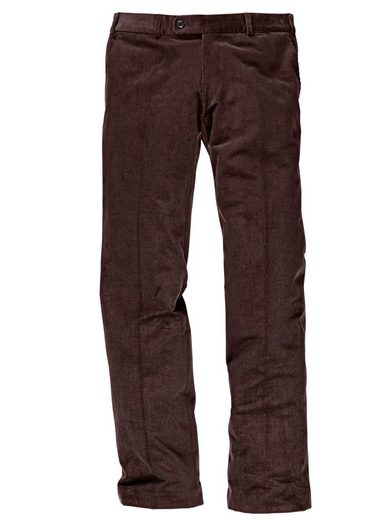 Men Plus by Happy Size Spezial-Bauchschnitt Cordhose