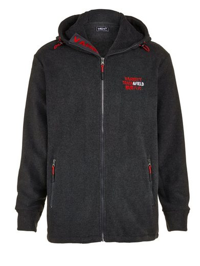 Men Plus By Happy-size Hooded Fleecejacke