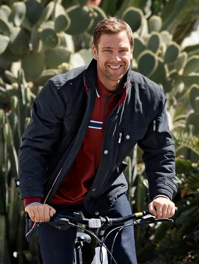 Men Plus by Happy Size Spezial-Bauchschnitt Jacke