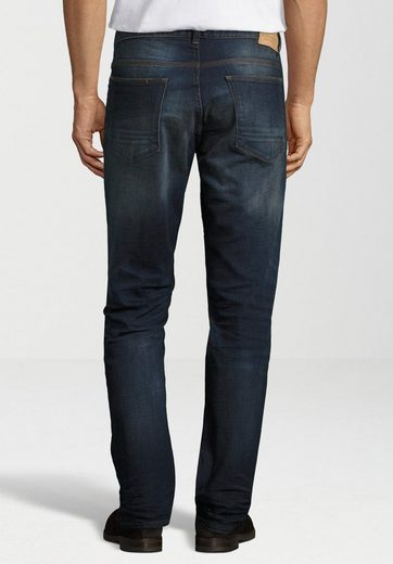 Dstrezzed 5-pocket Jeans The James B., Additional Spare-button And -niete