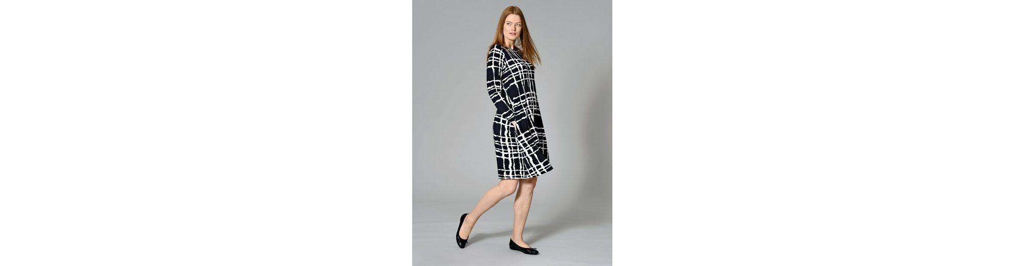 Sara Lindholm by Happy Size Jersey-Kleid Verkauf Günstig Online rPokgX41
