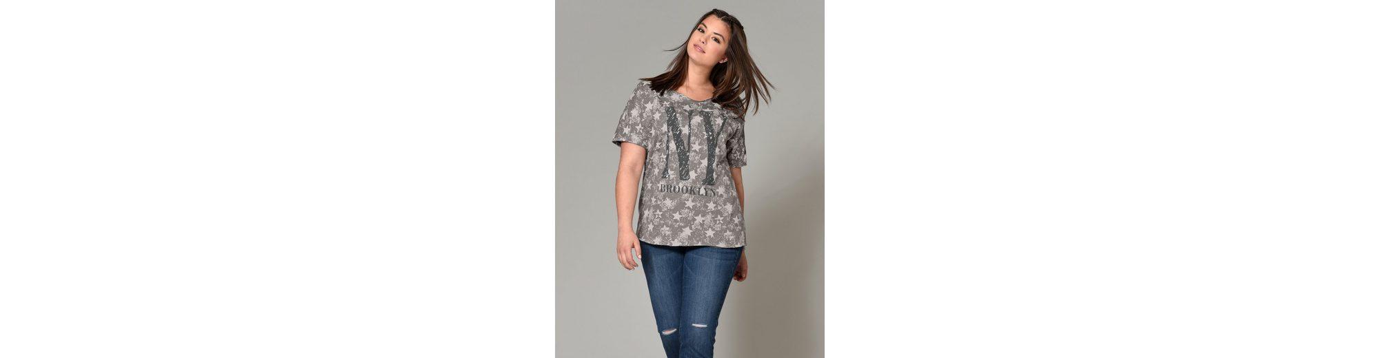 Angel of Style by Happy Size Shirt in Oversize-Form Footaction Schnelle Lieferung Online Billig Footlocker Verkauf Niedriger Preis Spielraum Manchester Großer Verkauf Iost2wp